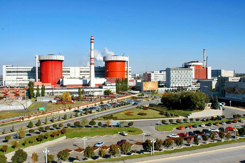 Южно-Украинская АЭС - uatom